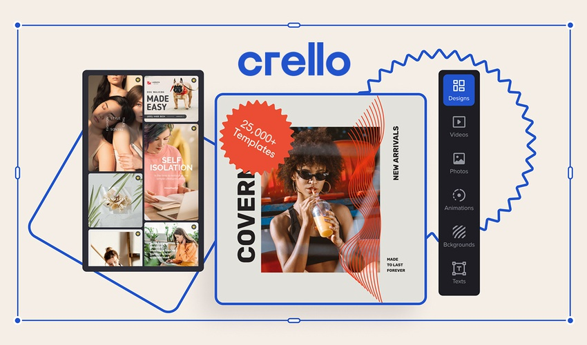 crello lifetime deal and one time pay offer
